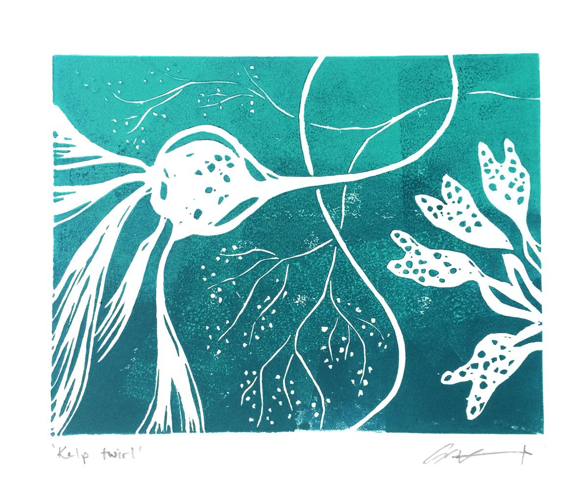 kelp twirl